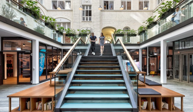 Mindspace, boutique coworking space in Berlin