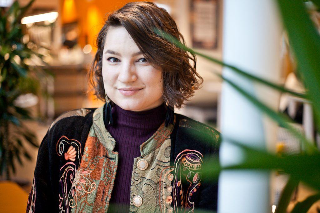 Martyna Łapaj, HR specialist at Tribe47