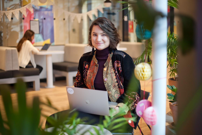 Martyna Łapaj, HR specialist at Tribe47, Leadership and hybrid work