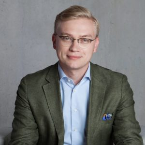 MATEUSZ PIOTROWICZ, COUNTRY MANAGER AT SHARESPACE