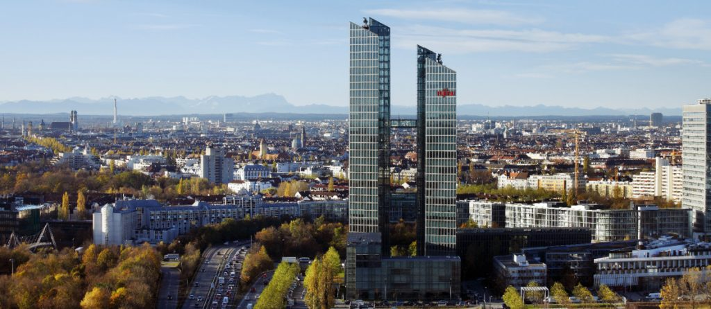HIGHLIGHT TOWERS IN MUNICH