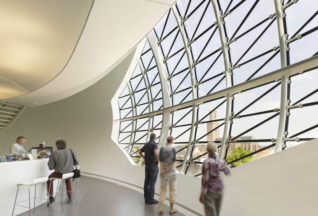 Museum de Fundatie, Zwolle, Netherlands
