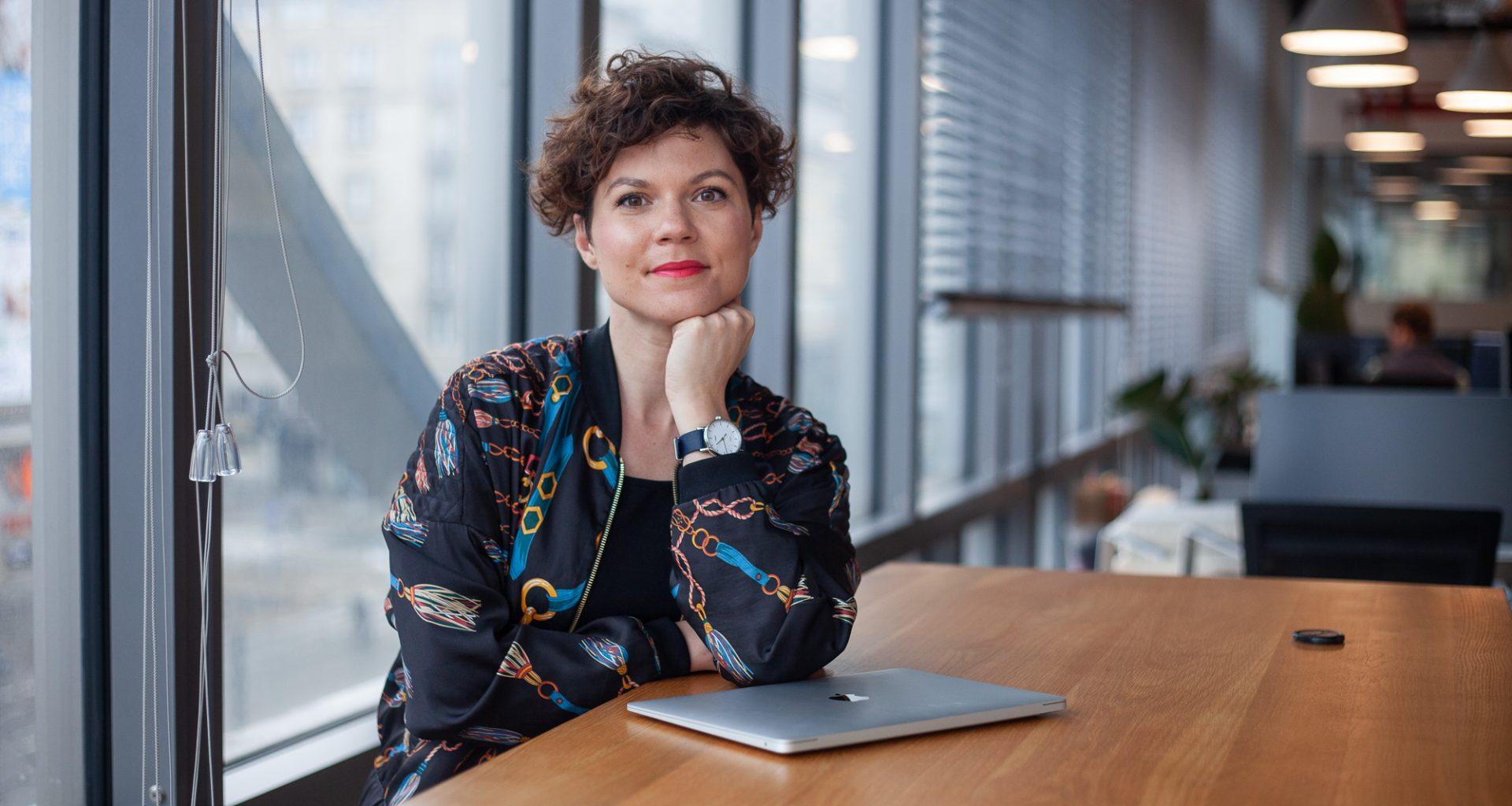 Joanna Kocik ShareSpace