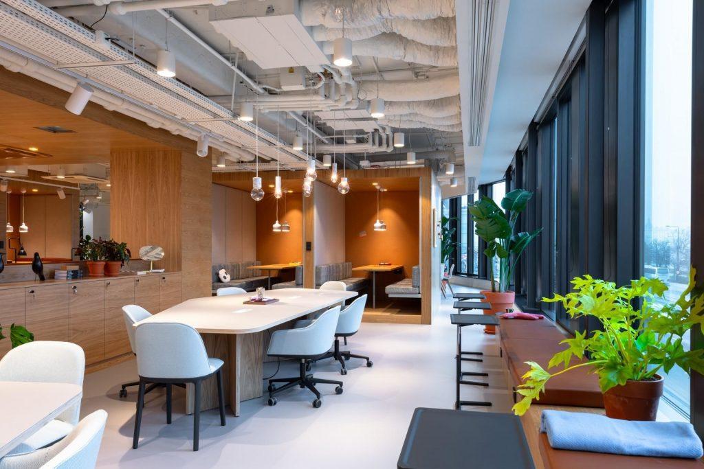 Spaces Marszałkowska – serviced office space in Warsaw