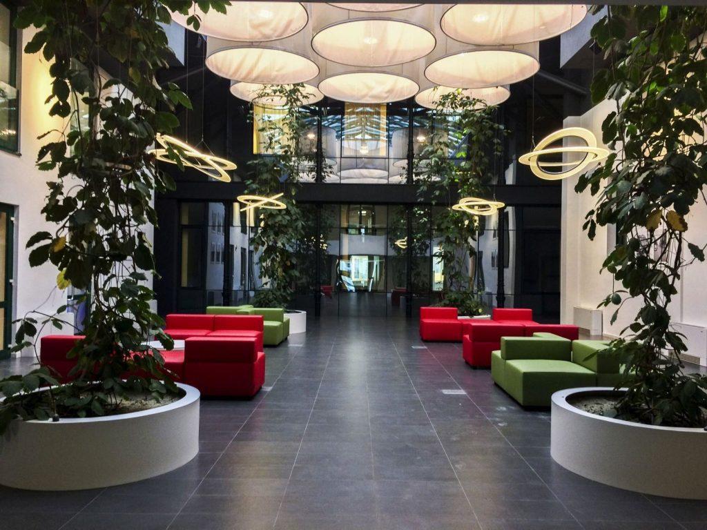 New Work A100 Business Center Budapest
