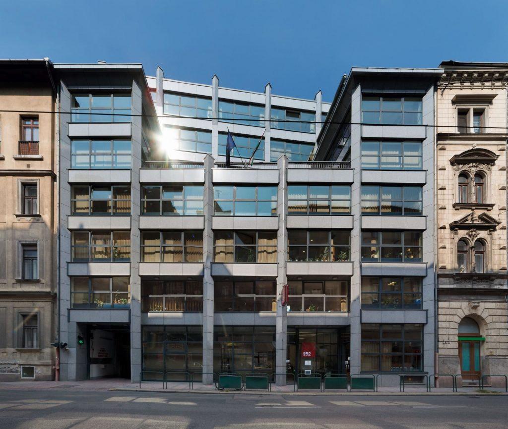 New Work B52 Business Center Budapest