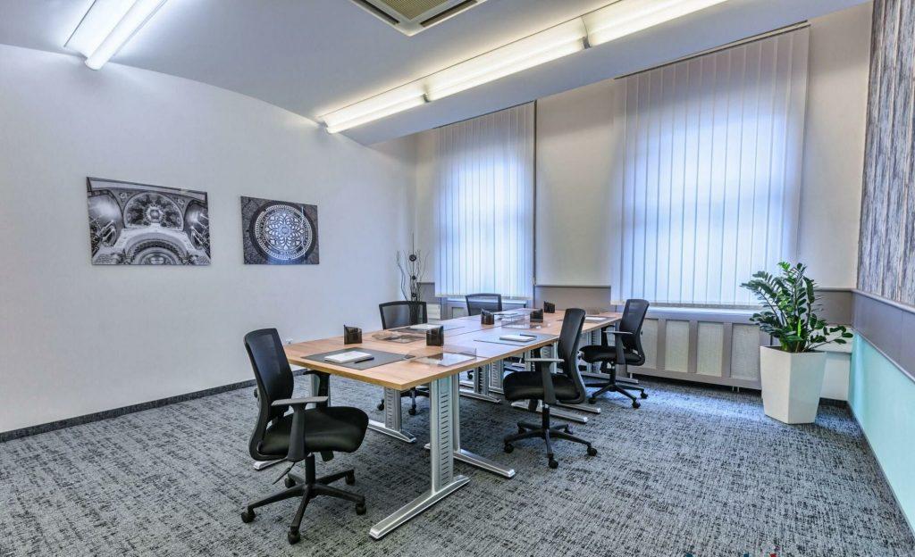 New Work BJ48 Business Center Budapest