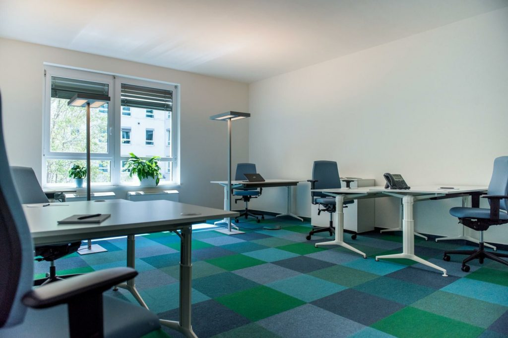 DBH Serviced Office GreenPoint Budapest