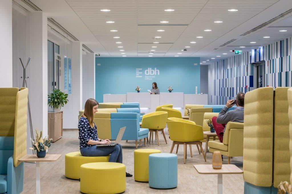 DBH Serviced Office BudaPart Budapest