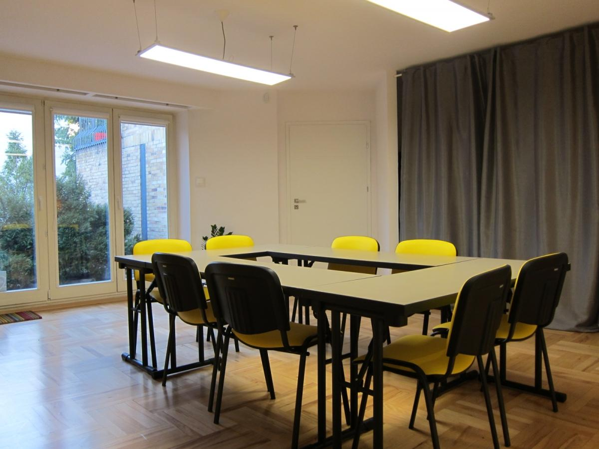 Conference Room - Busy Bee - Coworking Space - Warszawa