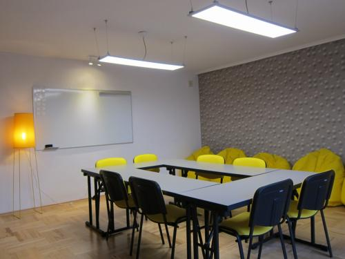 Conference Room - Busy Bee - Coworking Space - Warsaw