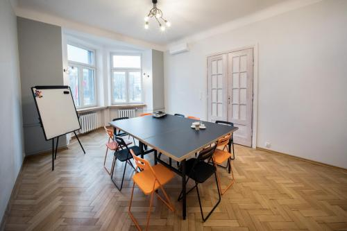 Conference Room - Rzut Beretem - Office Sublet - Warsaw