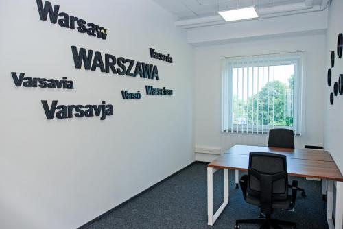 Office - Biuro na Minuty - Serviced Office - Warsaw