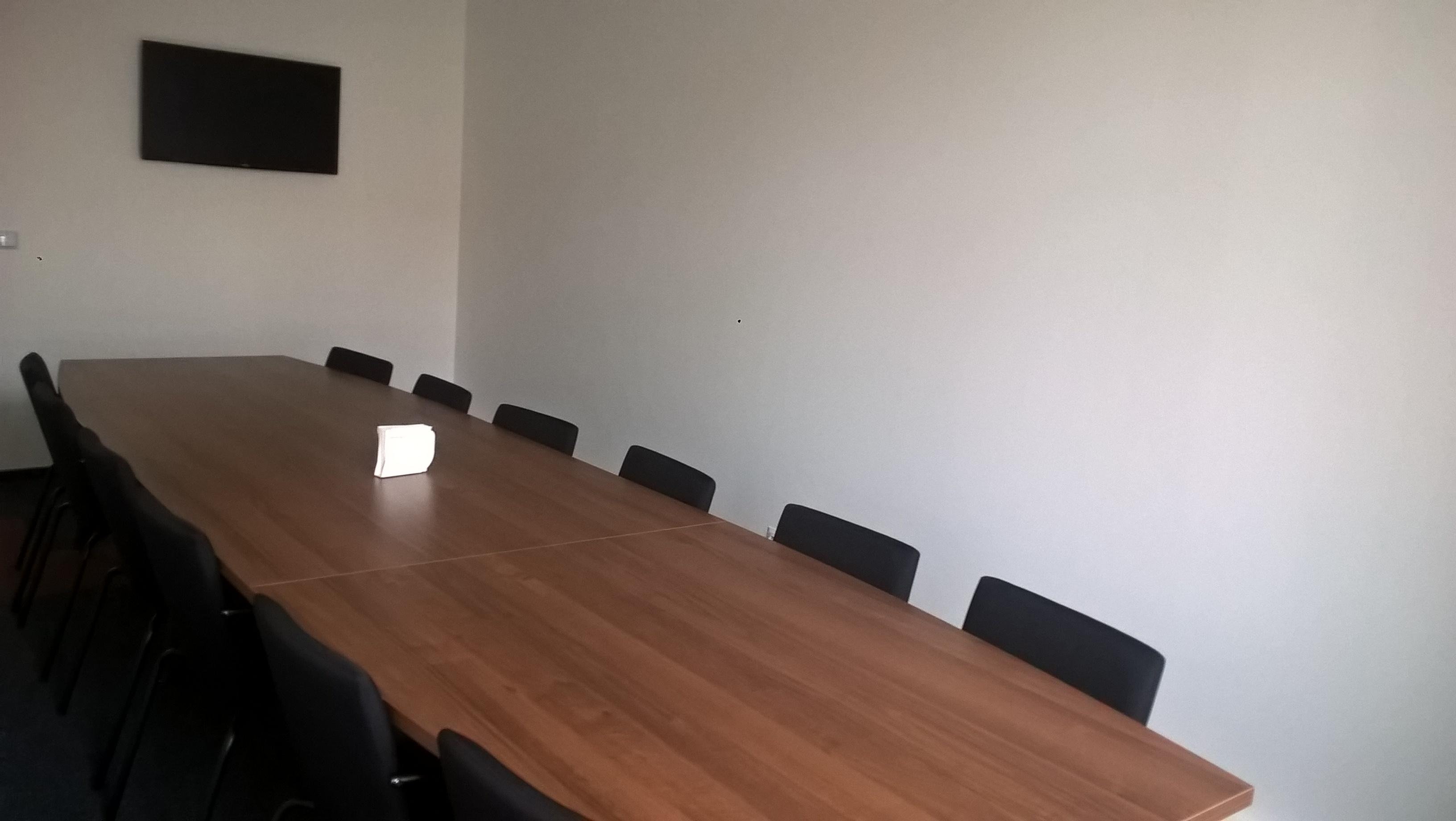 Meeting room for 12 pers. in WOBC Poznań