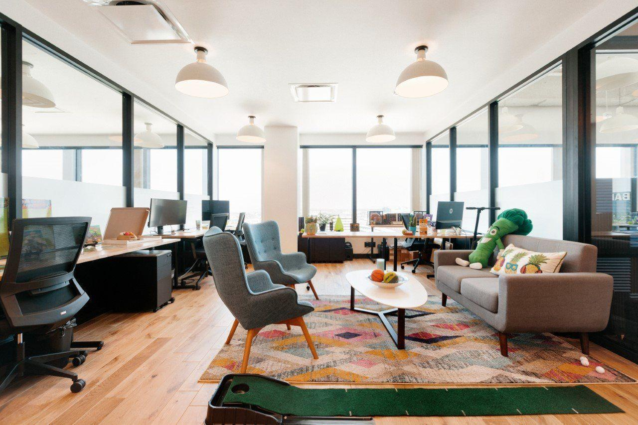 Office for 15 pers. in WeWork Hotel Europejski