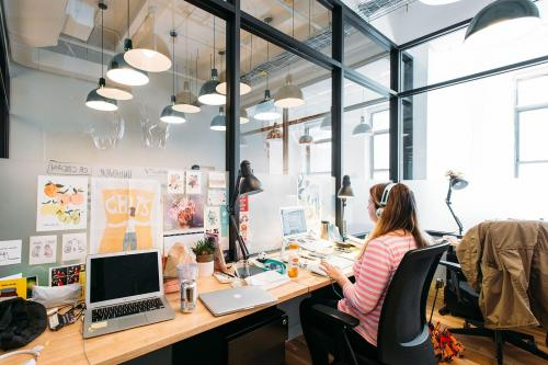 Office - WeWork Hotel Europejski - Coworking Space - Warsaw