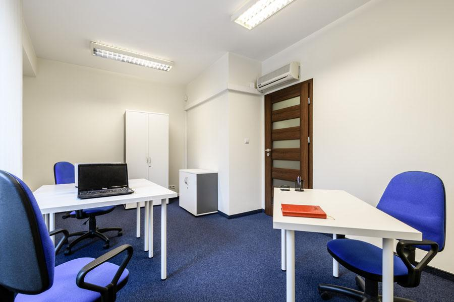 Micro-Office - ahOffice - Coworking Space - Warsaw