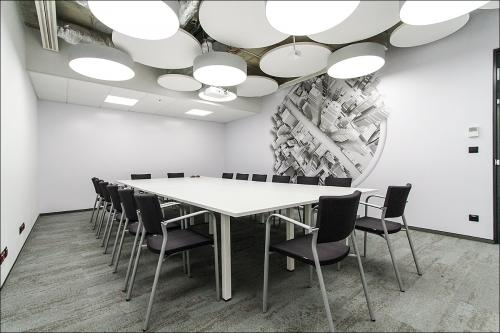 Conference Room - the_Office - Serviced Office - Warsaw