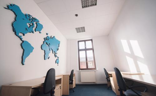 Dedicated Desk - ColabSPACE Coworking - Coworking Space - Gliwice