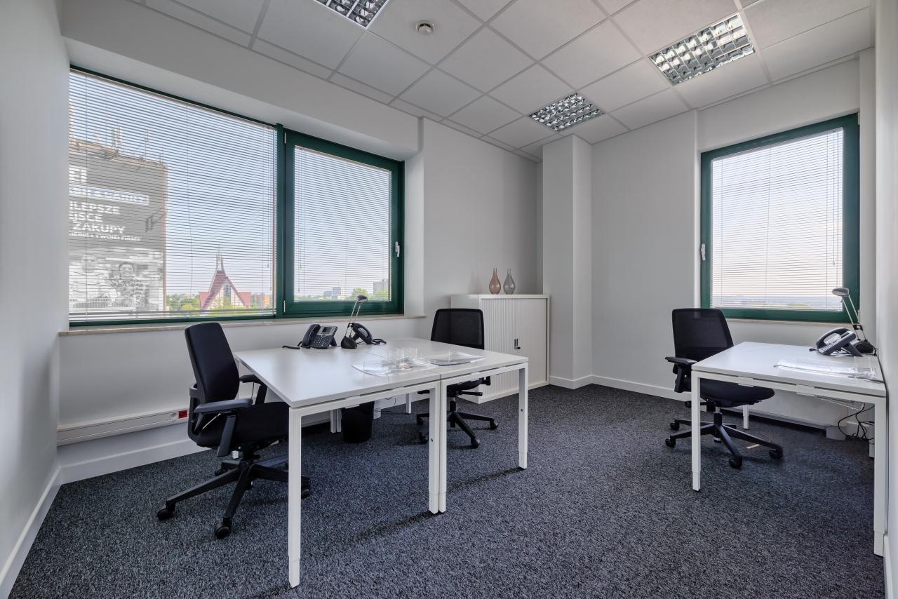 Office for 6 pers. in Regus Andersia Business Centre