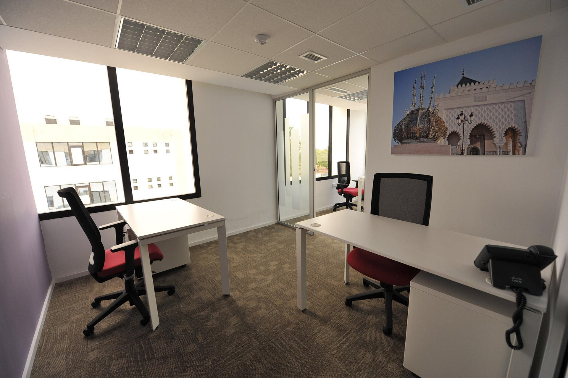 Office for 4 pers. in Regus Andersia Business Centre
