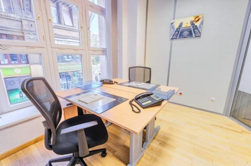 Office - New Work Anker Business Center - Serviced Office - Budapest