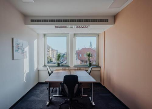 Office - New Work BSQ Business Center - Serviced Office - Budapest
