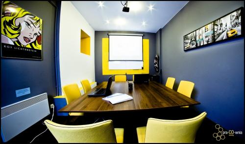 Conference Room - pra-CO-wnia Coworking - Coworking Space - Warsaw
