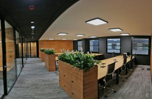 Dedicated Desk - Gold Place - Coworking Space - Warsaw