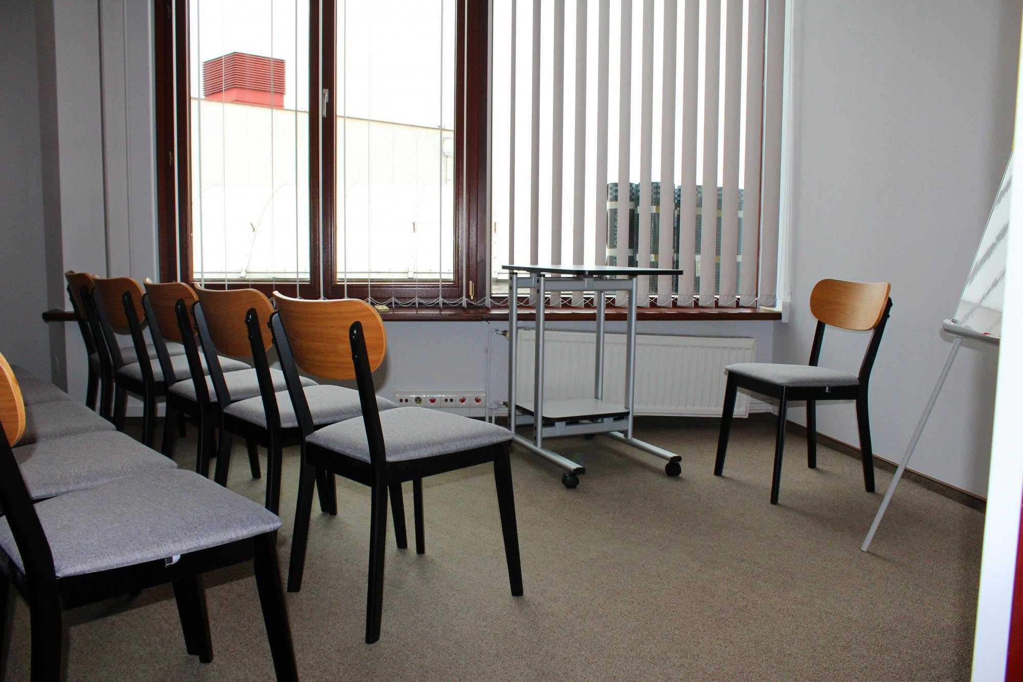 Meeting room for 20 pers. in KMbiuro coworking Toruń