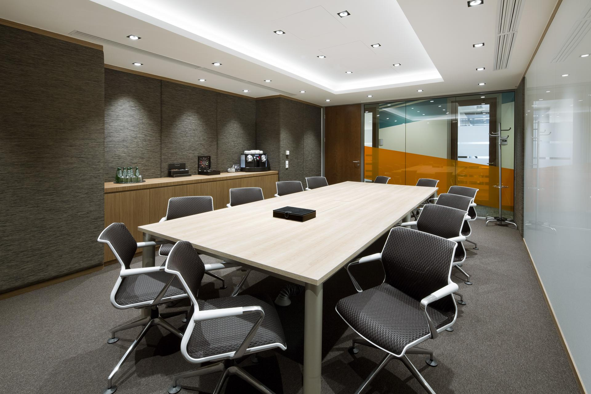 Meeting room for 12 pers. in CitySpace Rondo 1