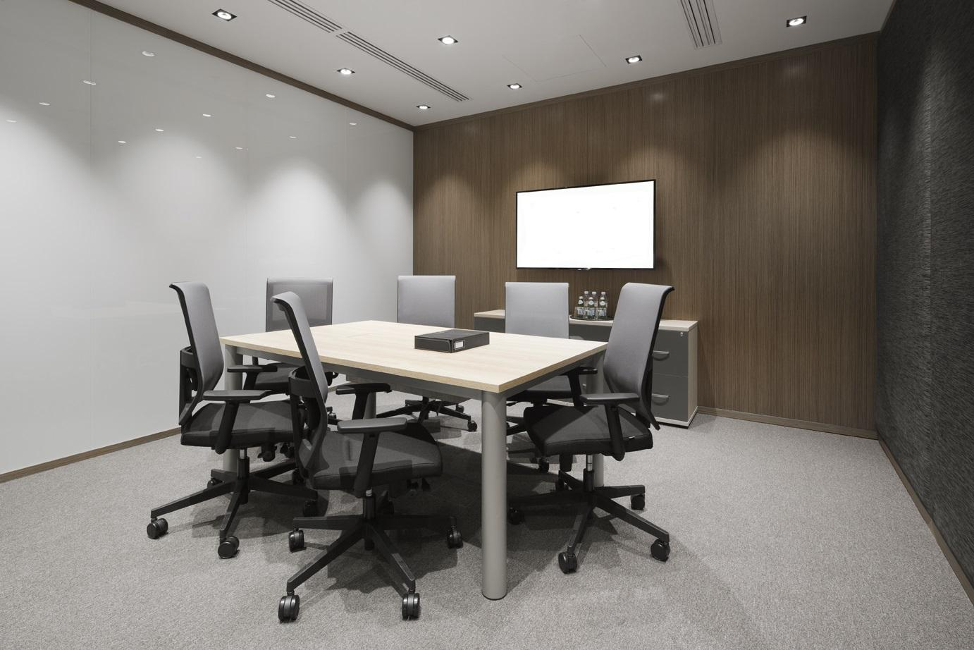Conference Room - Rondo 1, CitySpace - Fully Serviced Office - Warszawa