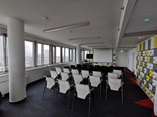 Biuro - Business Link Powered by AIP Zebra - Coworking - Warszawa