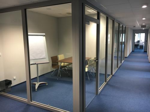 Conference Room - Opolska Business Campus, CitySpace - Fully Serviced Office - Kraków