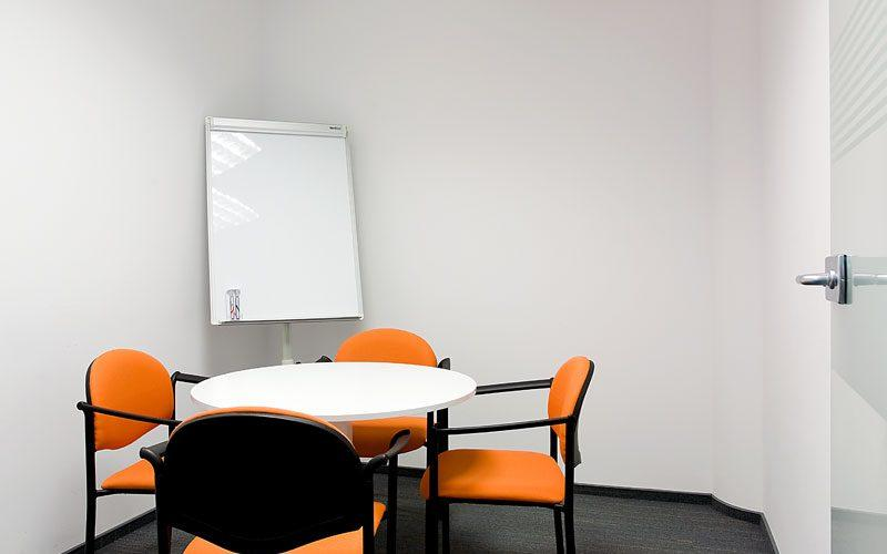Conference Room - OmniOffice Saski Point - Serviced Office - Warsaw