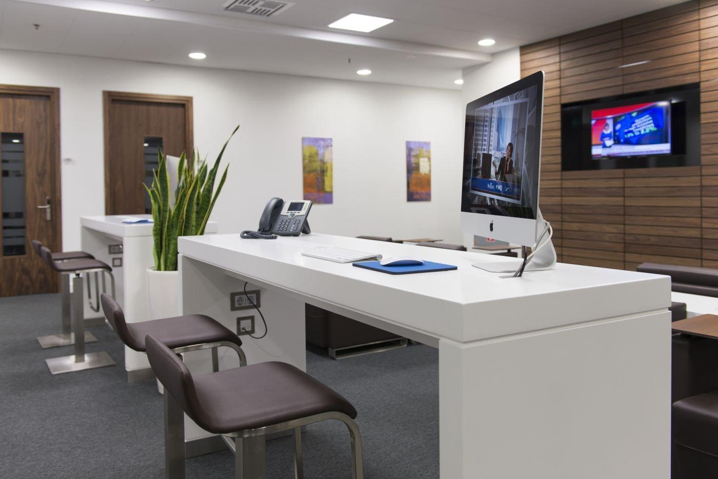 Office for 2 pers. in Regus Andersia Business Centre