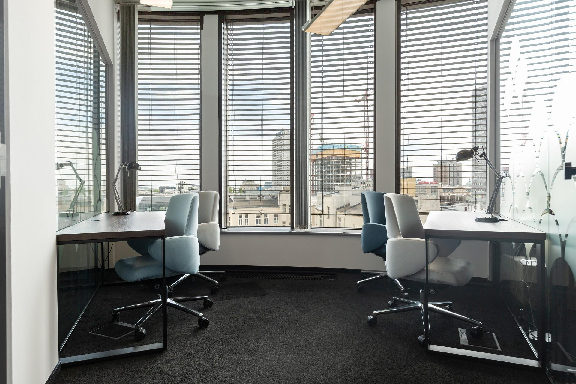 Office for 5 pers. in Business Link Astoria
