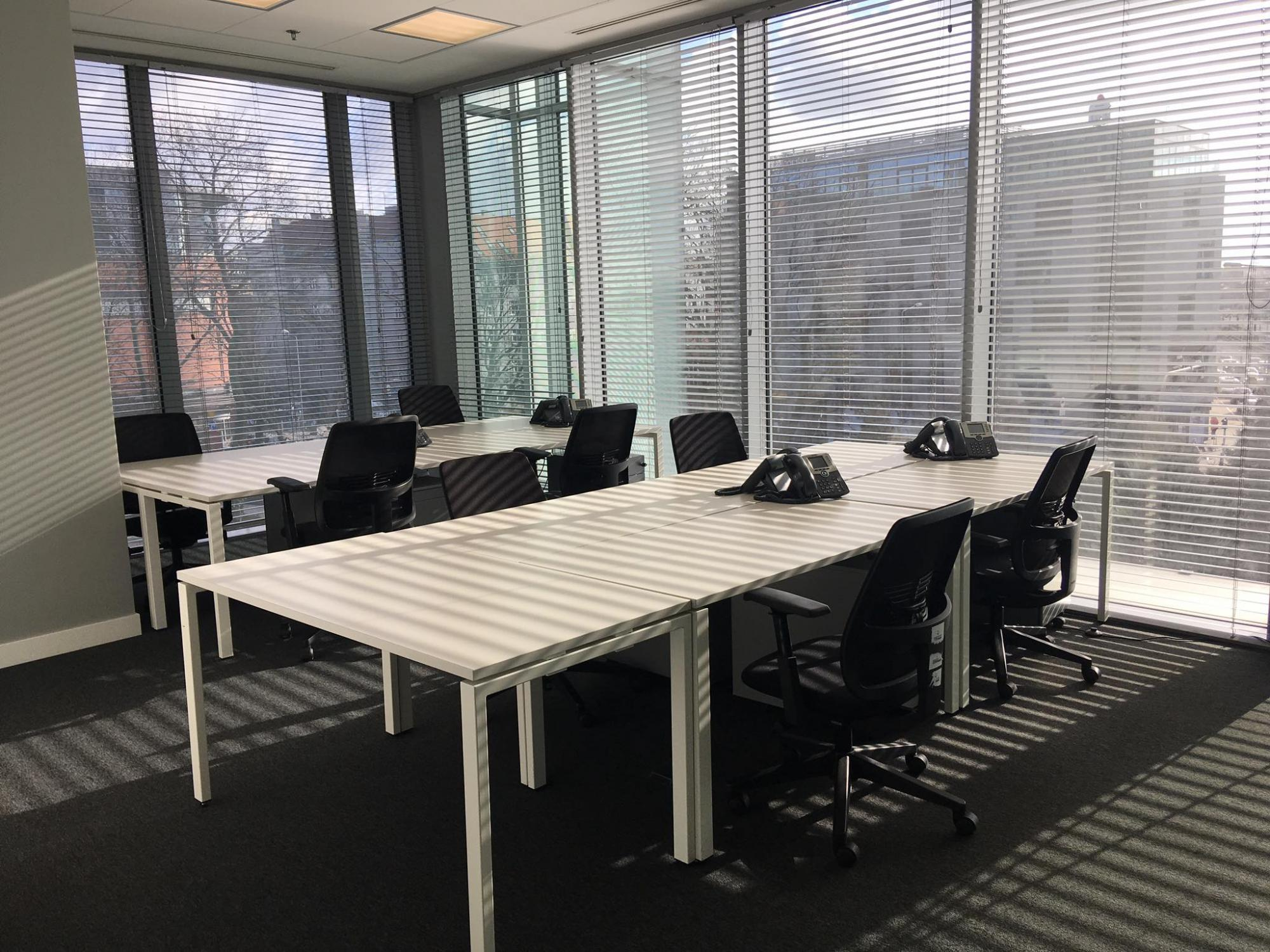Office for 10 pers. in Regus Andersia Business Centre