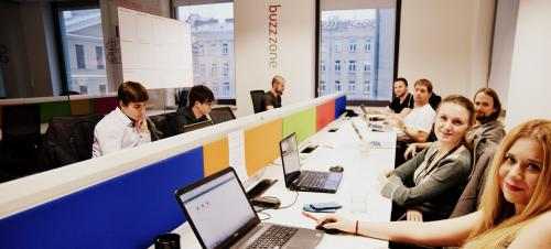 Coworking Desk - Business Link Lublin - Coworking Space - Lublin