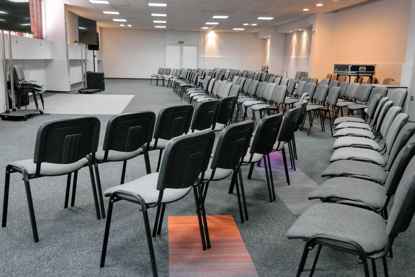Conference Room - BiznesLab - Coworking Space - Kraków