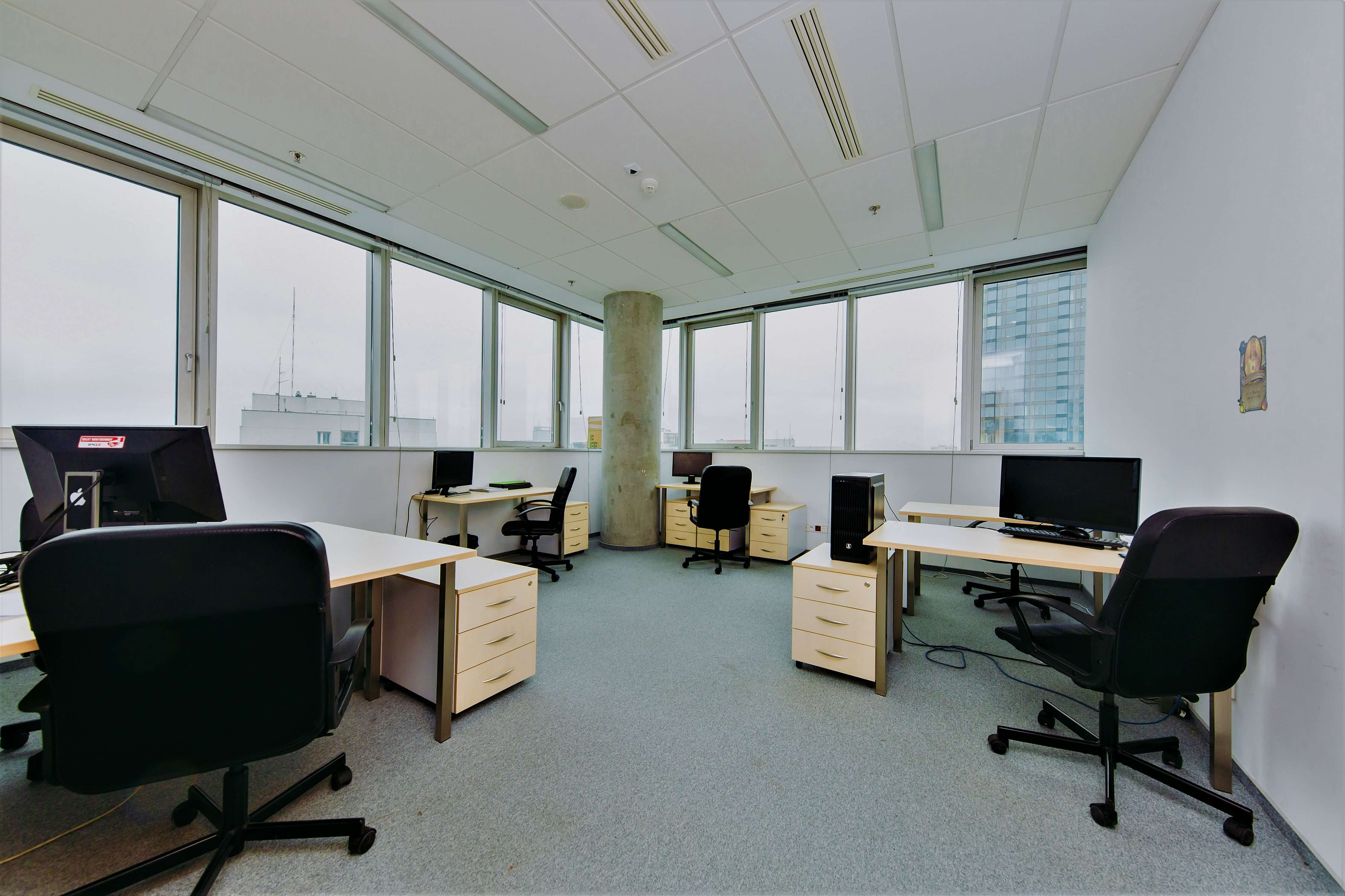 Office - OfficeHub Spektrum Tower - Serviced Office - Warsaw