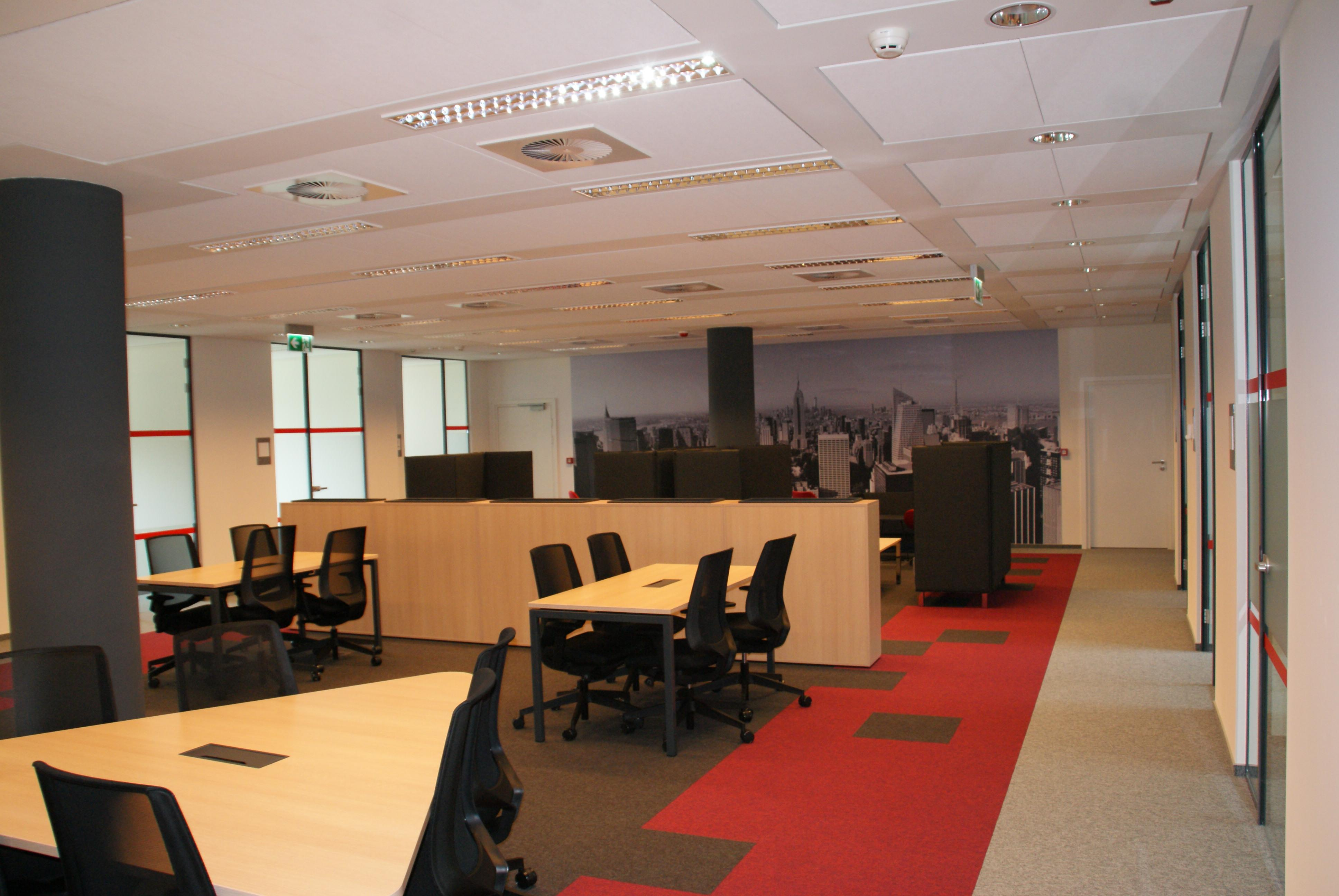Dedicated Desk - Offices24 - Fully Serviced Office - Warszawa