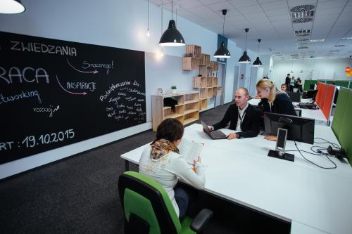 Coworking Desk - Coworking STARTER - Coworking Space - Gdańsk