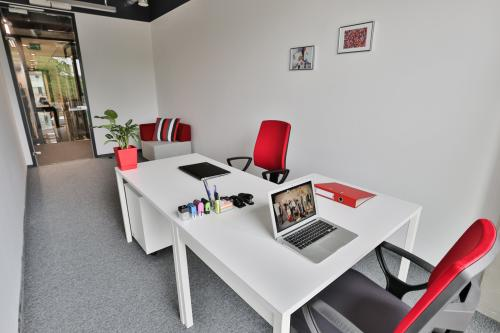 Office - O4 - Coworking Space - Gdańsk