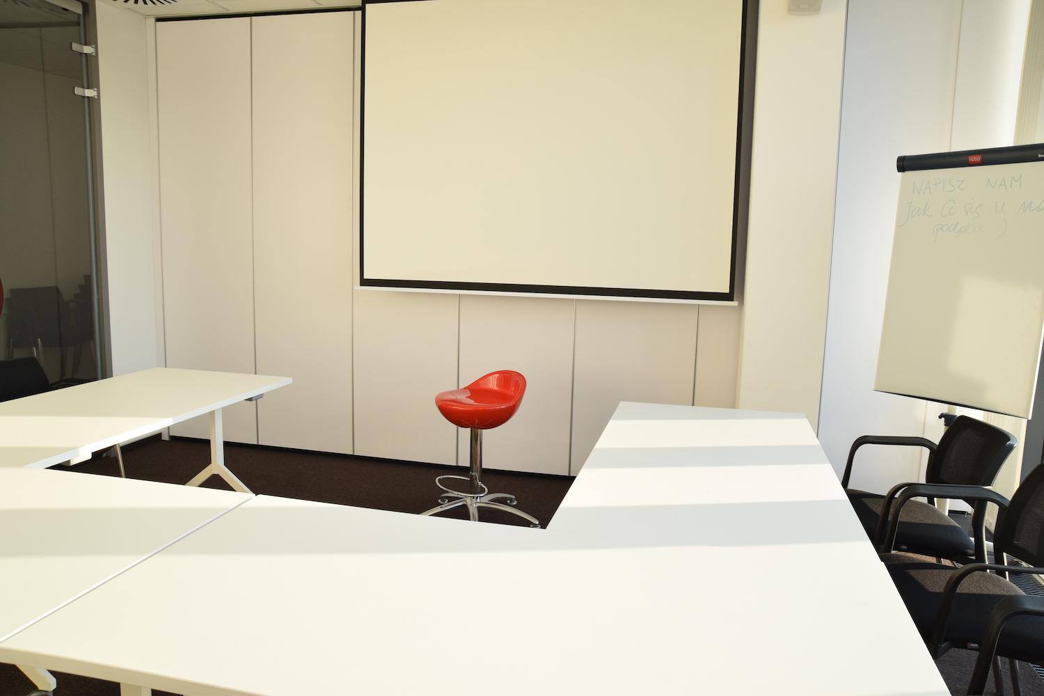 Conference Room - Business Link Lublin - Coworking Space - Lublin