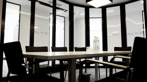 Conference Room - theOffice_projekt_2 - Serviced Office - Warsaw