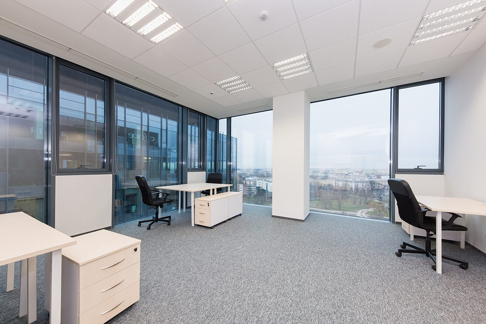 Office - OfficeHub West Station - Serviced Office - Warsaw