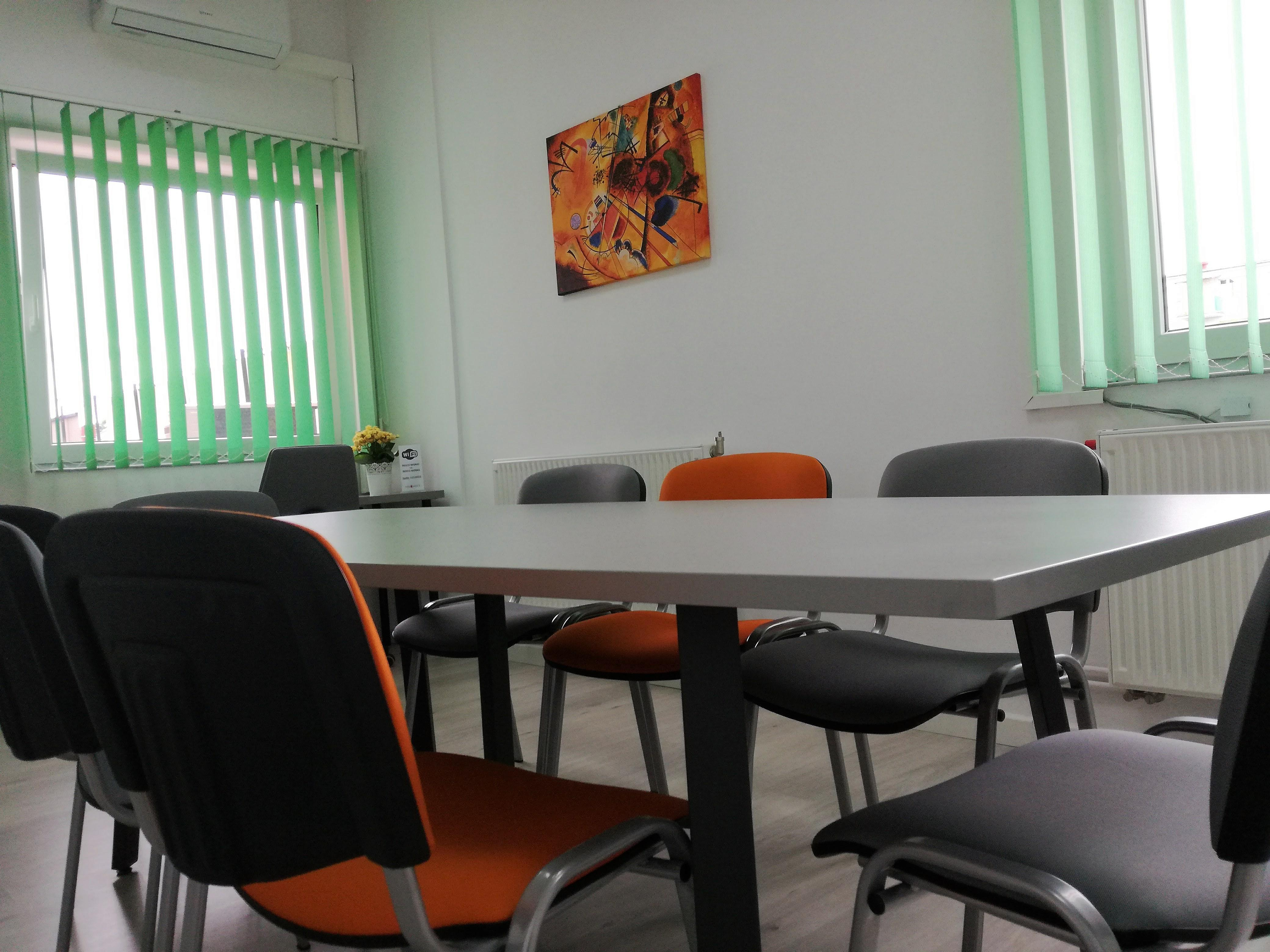 Conference Room - ResCo-Work - Coworking Space - Rzeszów