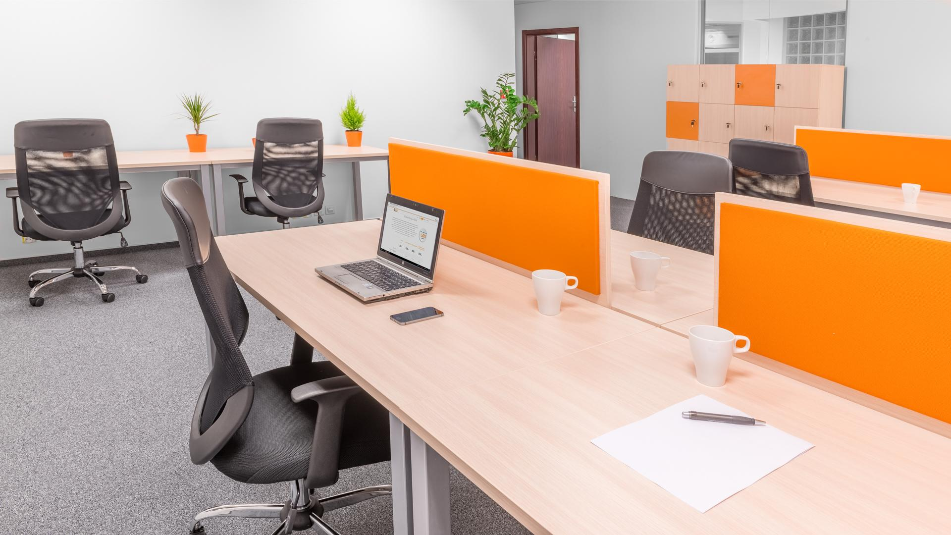 Coworking Desk - iDid Ursynów - Fully Serviced Office - Warszawa