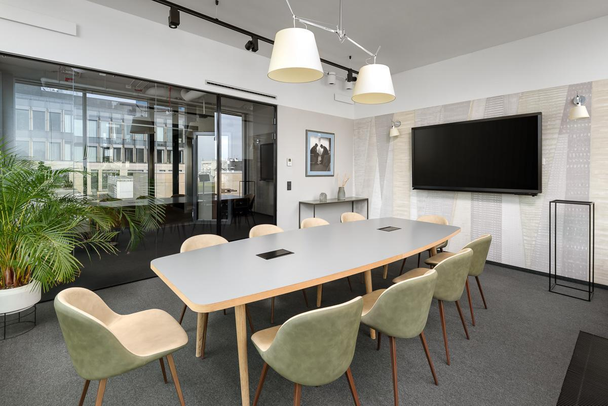 Meeting room for 10 pers. in Business Link Astoria